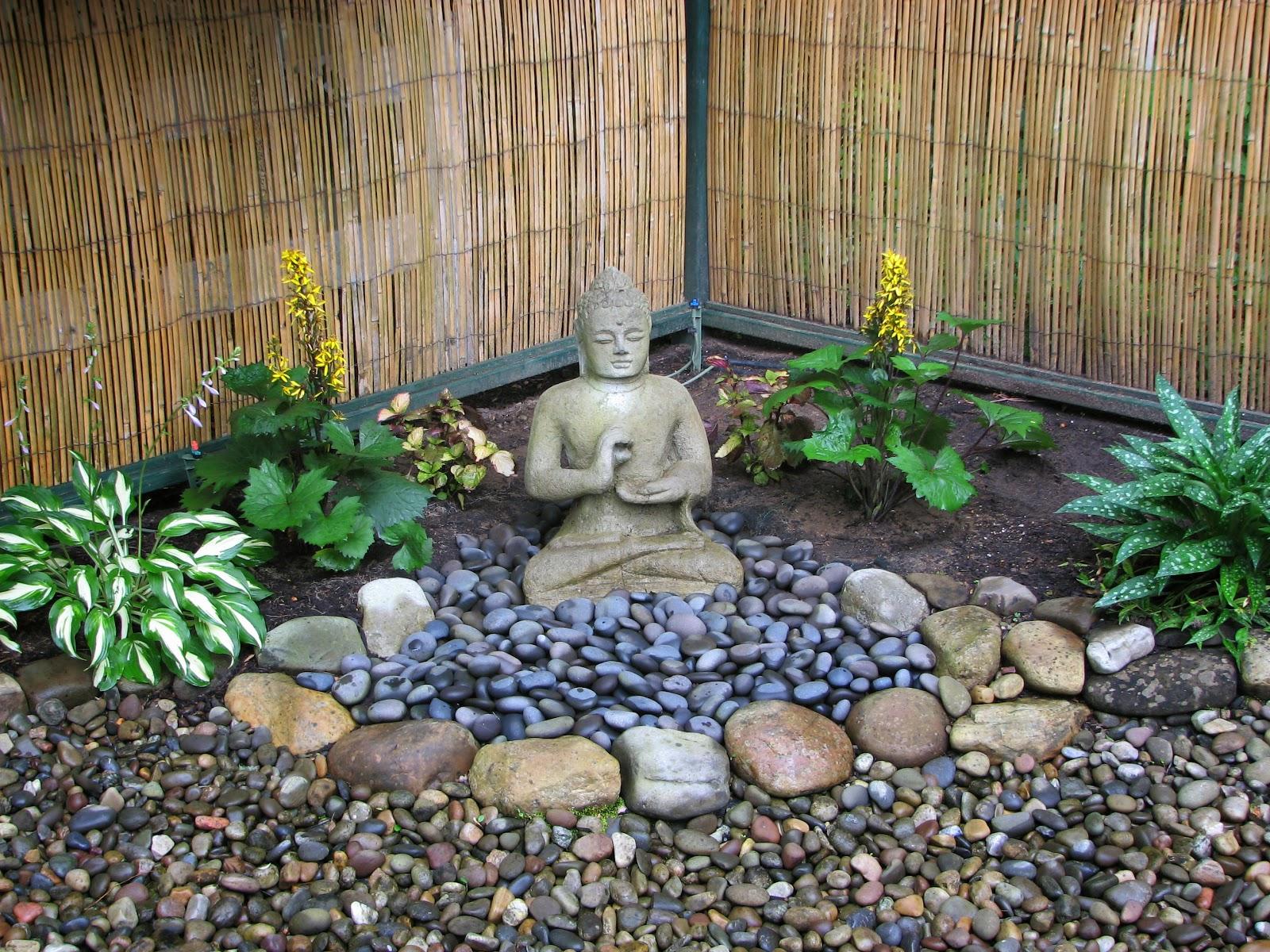 my zen garden buddha land. Black Bedroom Furniture Sets. Home Design Ideas