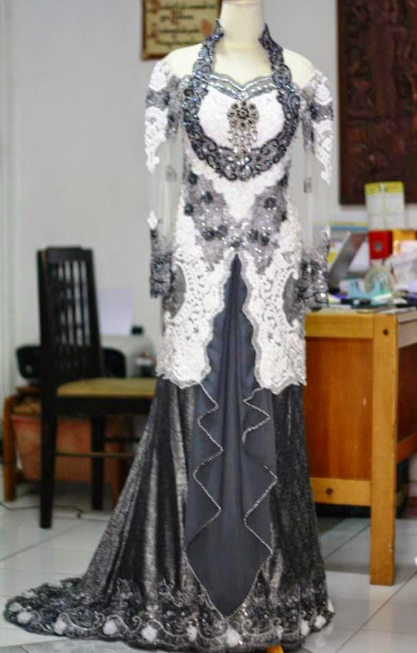 Photo Model Kebaya Modern 2015