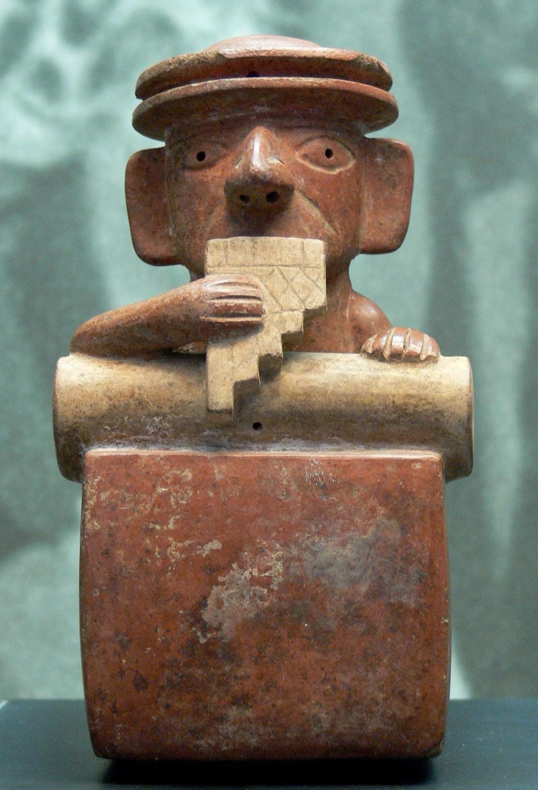 Realidad Peruana Instrumentos Musicales Prehisp Nicos