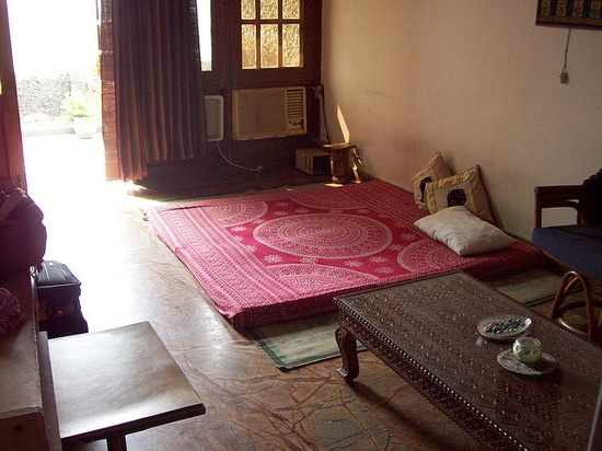 stanza a delhi