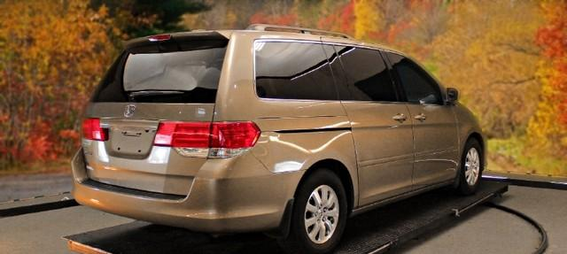 New Body Style Honda Odyssey