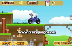 Juega Tom and Jerry ATV