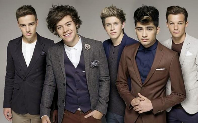 Biodata dan Foto Personil One Direction Lengkap Terbaru