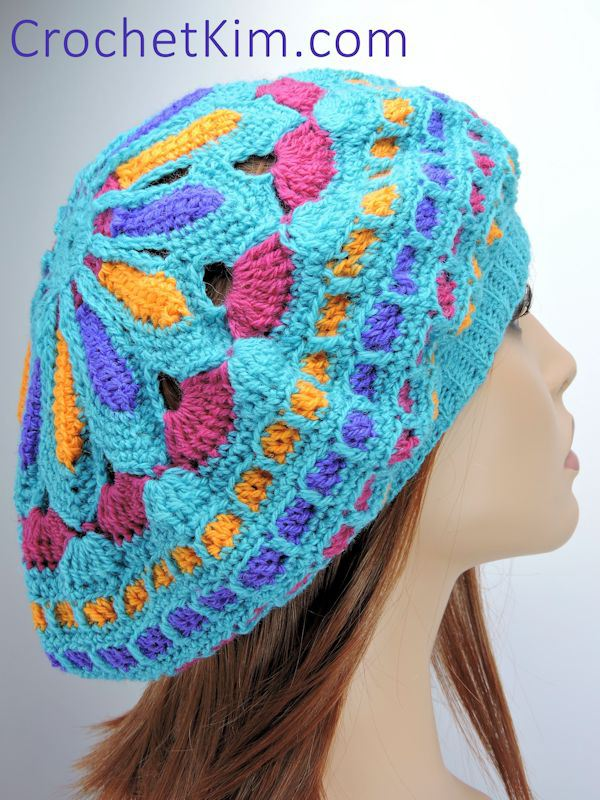 The Philosophers Wife Crochet Hat Patterns For Women Using