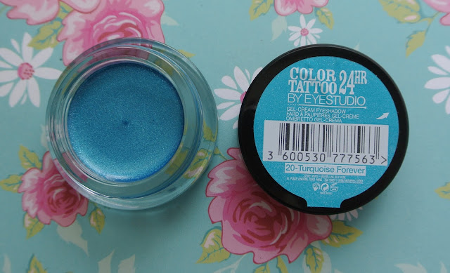 maybelline color tattoo swatch