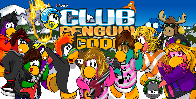 Club Penguin Cool