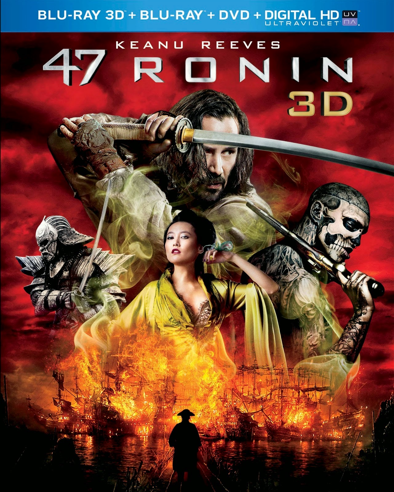 Click image & enter to WIN a 47 Ronin iTunes Digital HD Code