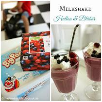 Överraska barnen med milkshake