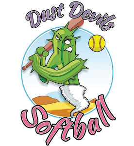 Dust Devils Softball Little League