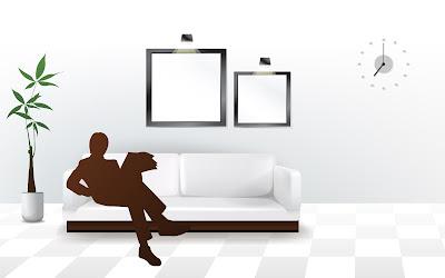 Digital Arts Interior Drawing Room
