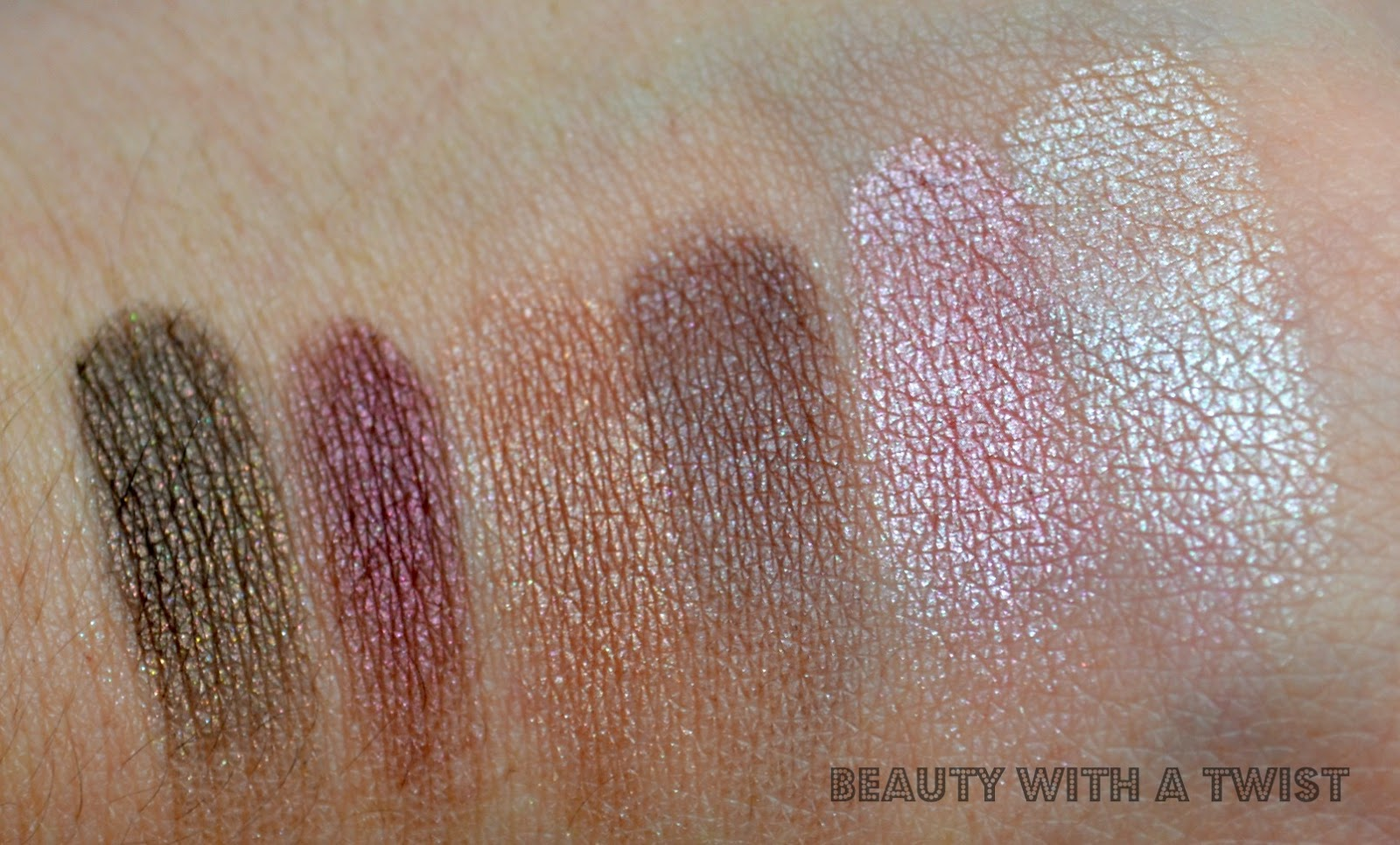 pixi beauty mesmerizing minerals plum quartz swatches