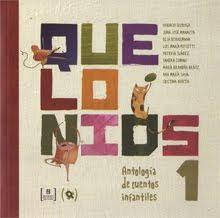 QUELONIOS 1 - Antología de cuentos infantiles
