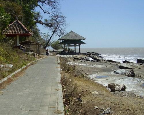 Pantai Benteng Portugis
