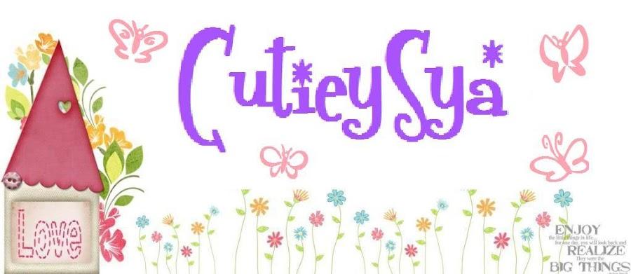 CutieySya ^_^