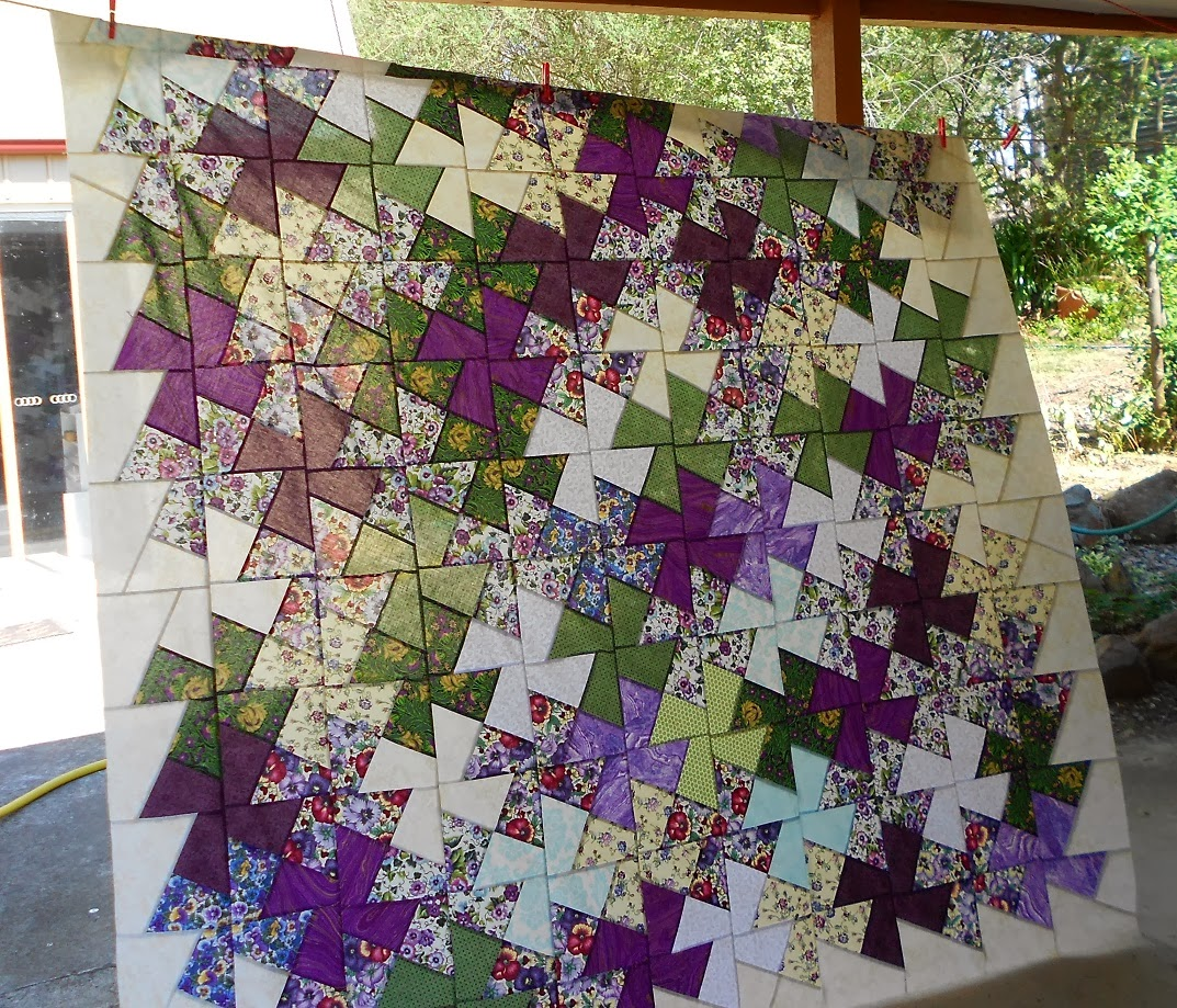 Quilt Patterns And Templates : Judi Quilts: Twister template quilt
