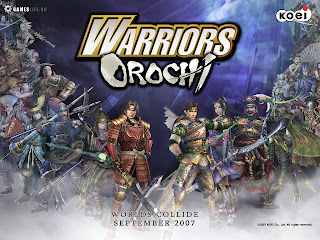 [Game] Dinasty Warriors Orochi for PC