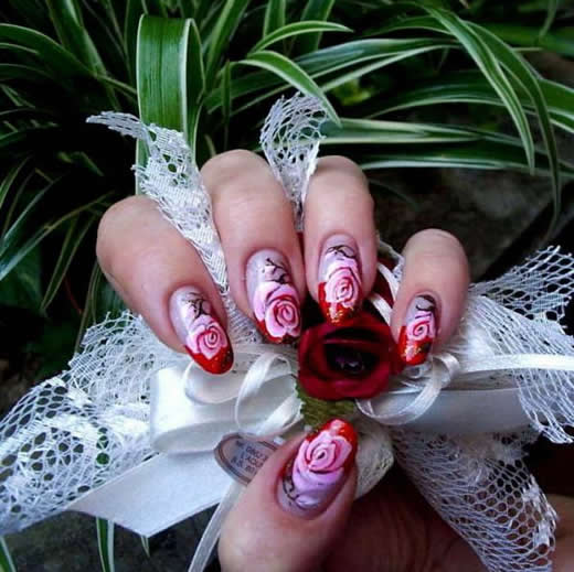 The Astounding Beautiful nail designs for girls Photograph