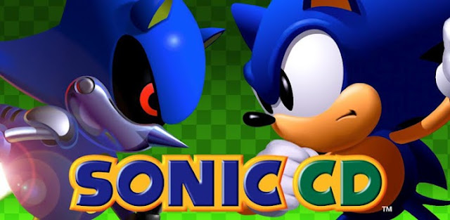 SONIC CD LITE APK [FULL][FREE]