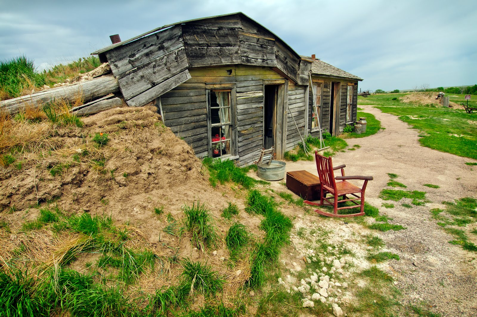dakotagraph prairie homestead is a glimpse of history