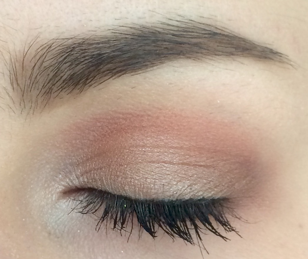 Urban Decay Naked 3, NYX Rust Tutorial eye shadow