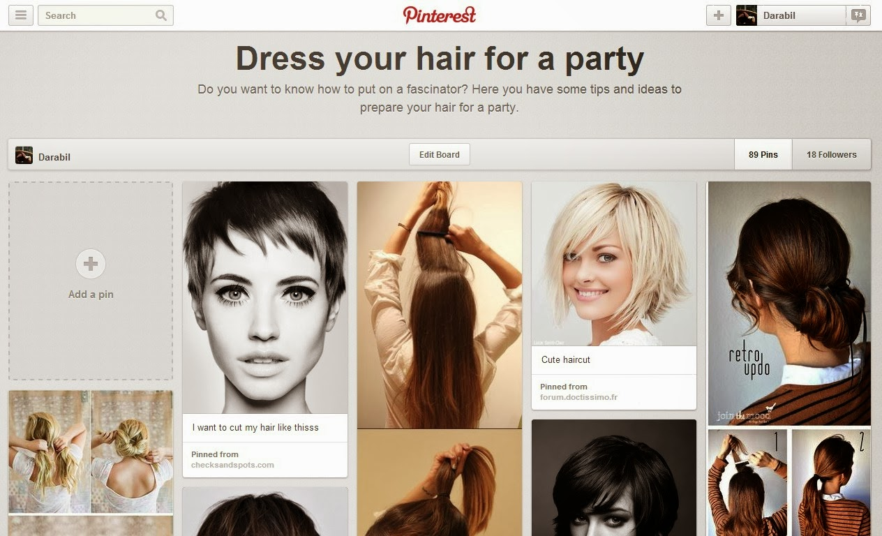 Darabil More Than Hairstyles To Wear A Fascinator - Edit your hairstyle