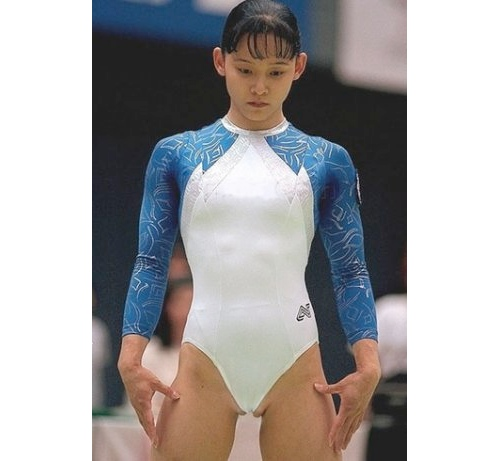 female gymnast camel toe pics | Smells Like Chlorine