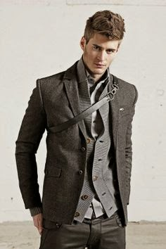 Men's Fashion Takes a Turn on Sophistication