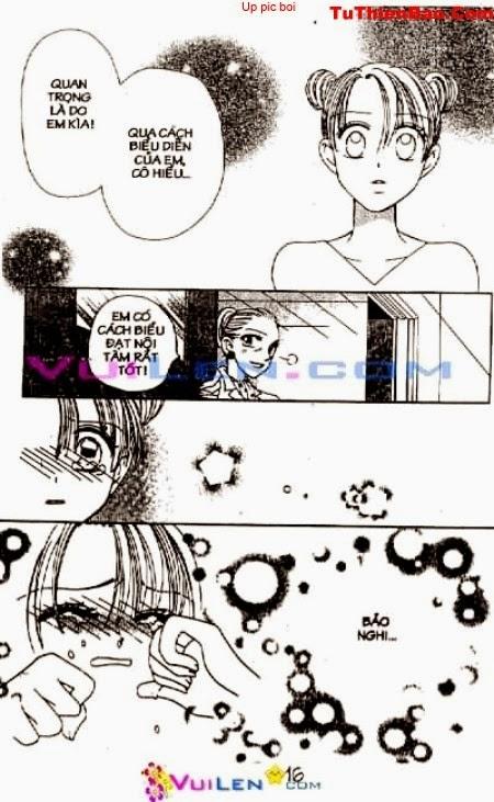 Cô Bé Đào Nguyên chap 11 - Trang 17