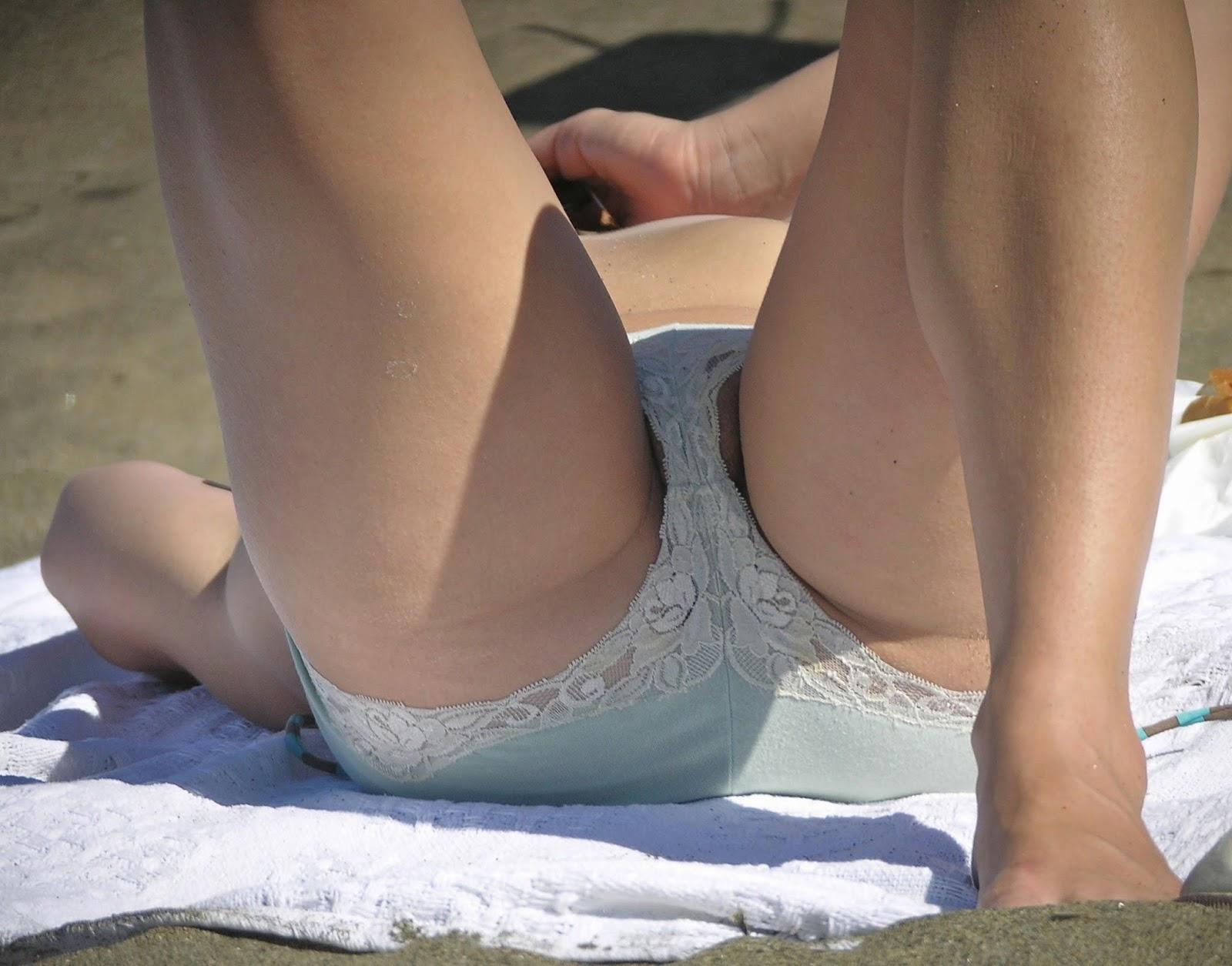 nudism deti Panties NUDISM Beach