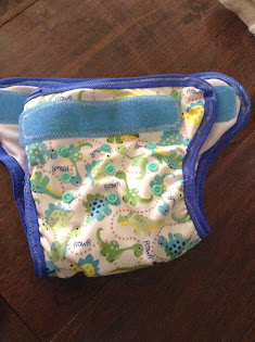 Diaper 3rd view