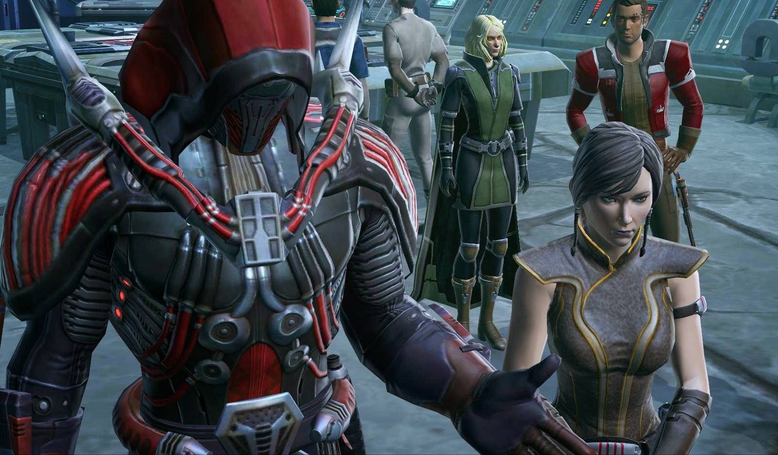 Going commando a swtor fan blog reviewing shadow of revans story seeing darth marr and satele shan co operate for once is both interesting and novel but lets not make a habit out of it fandeluxe Gallery