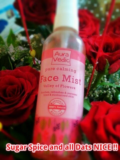 Auravedic Face Mist