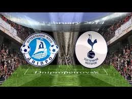 Dnipro vs Spurs