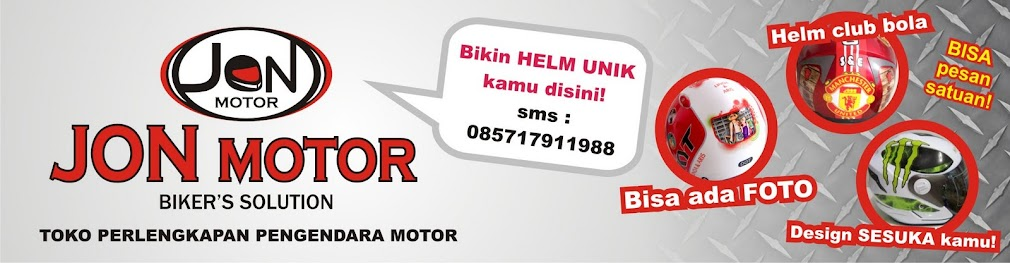 JON MOTOR - Helm & Custom helm