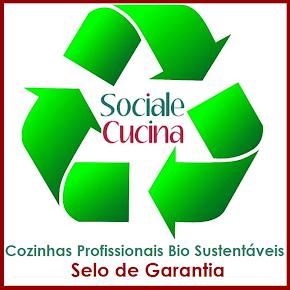 Selo de Garantia e Qualidade da Sociale Cucina