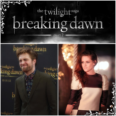 Rob and Kristen's Breaking Dawn 2 Promo in 1 Package