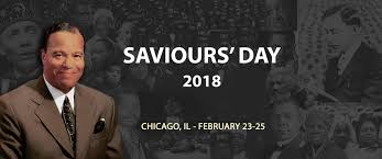 Saviours' Day 2018 (Feb 23-25)