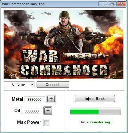 WAR COMMANDER CHEATS HACK TOOL 2013 FREE DOWNLOAD