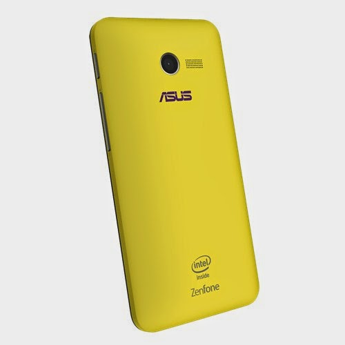 Gallery (photo collection) ASUS Zenfone 4 Solar Yellow