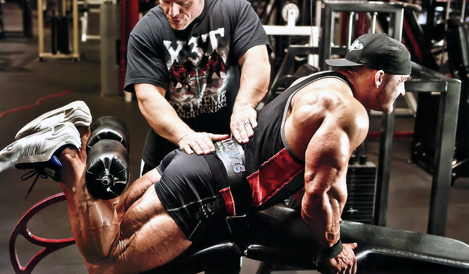 Flex Lewis hot