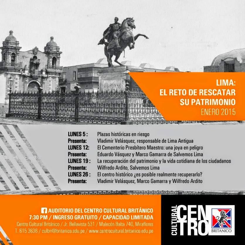 Los 480 años de Lima