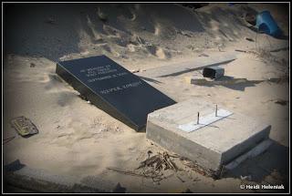 9/11 memorial leonardo middletown nj after hurricane sandy