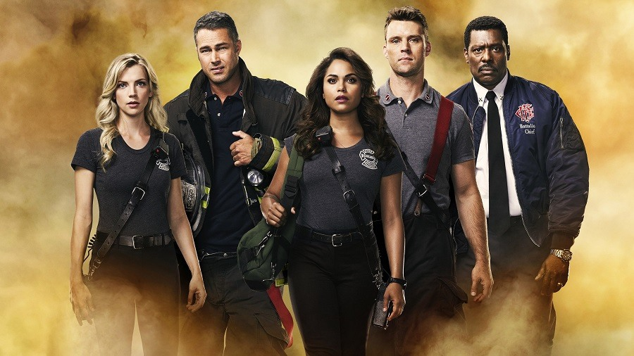Série Chicago Fire - 7ª Temporada Torrent