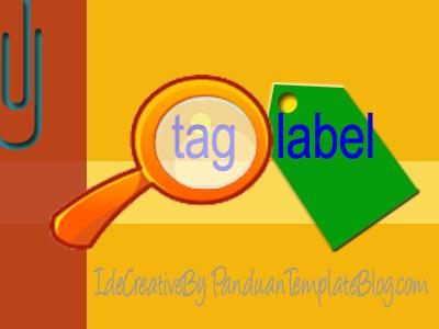 Adakah Perbedaan Antara Tag & Label Blog