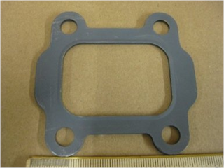 Turbocharger Gasket, Part No: 3102314, new part, Cummins Engine