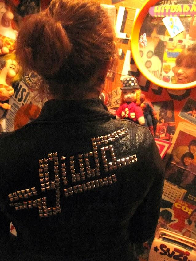 Giuda Horde - Part 2  jacket i m a giuda fan racey roller let's do it again wild tiger woman giuda we love you