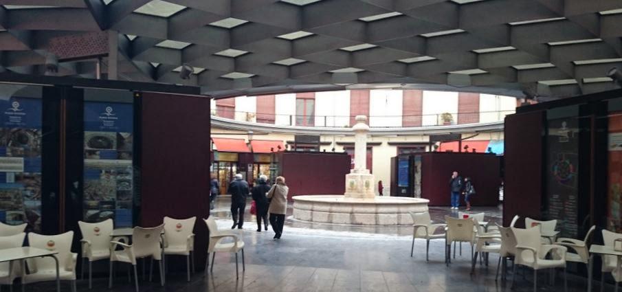 La Plaza Redonda.
