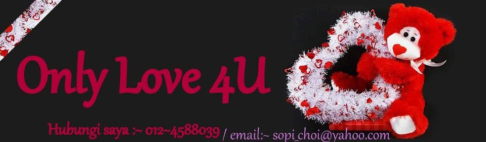 Only Love 4U