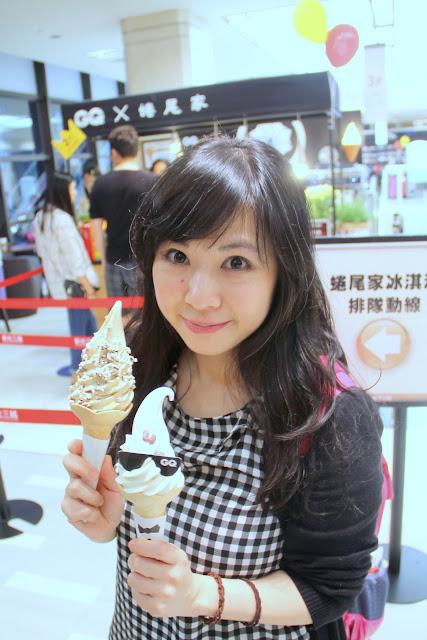 NINAO蜷尾家霜淇淋.台北快閃限定店