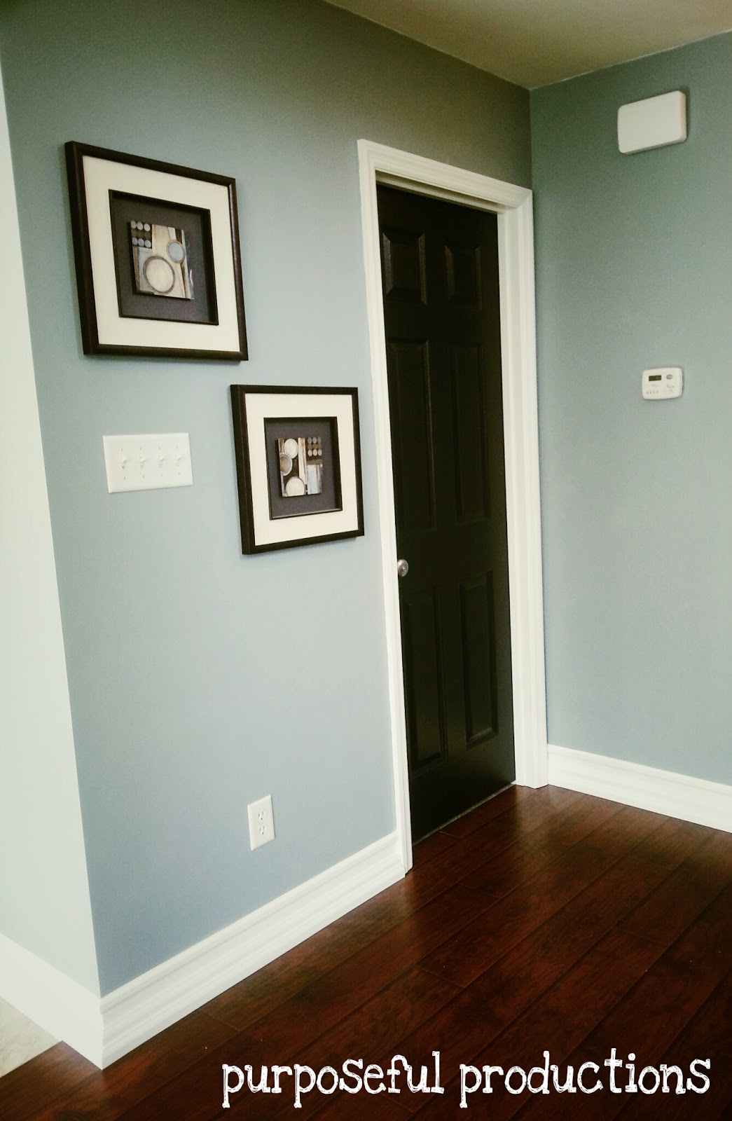 purposeful productions diy painted doors. Black Bedroom Furniture Sets. Home Design Ideas